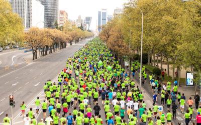 En 2019 alcanzamos la extraordinaria cifra de 18.500 participantes en el paseo de la Castellana