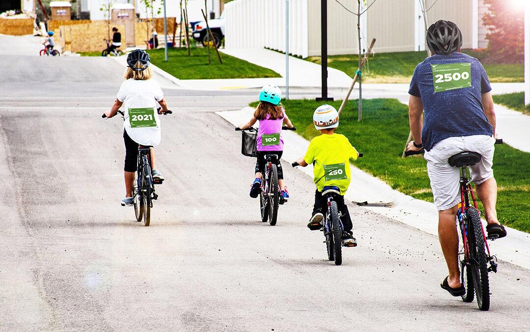 La Castellana espera el 23 de mayo a 500 ciclistas, 250 niños y niñas acompañados de un adulto cada uno