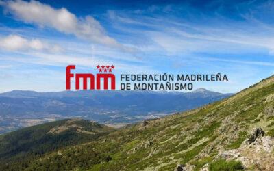 La Federación Madrileña de Montañismo se suma al I TrailCáncer de AECC Madrid