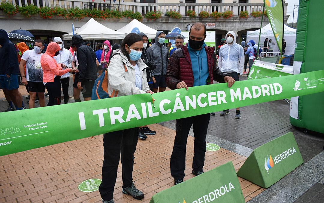 La montaña deja una marca imborrable en los participantes del primer Trailcáncer